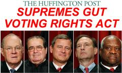 Issue: Did Supreme Court Vote Wisely on Voting Rights Act?